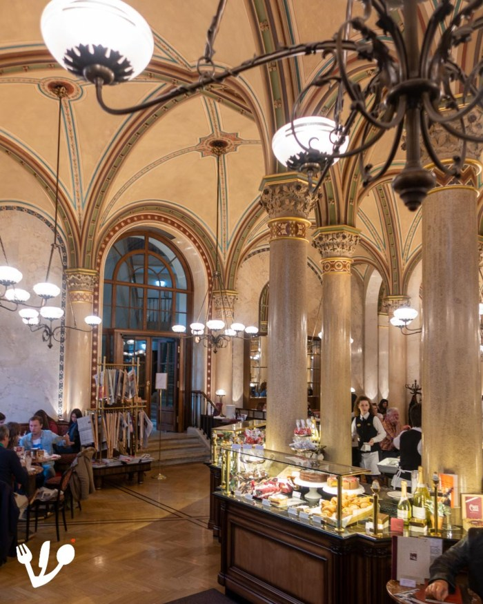 Café Central coffeehouse Vienna