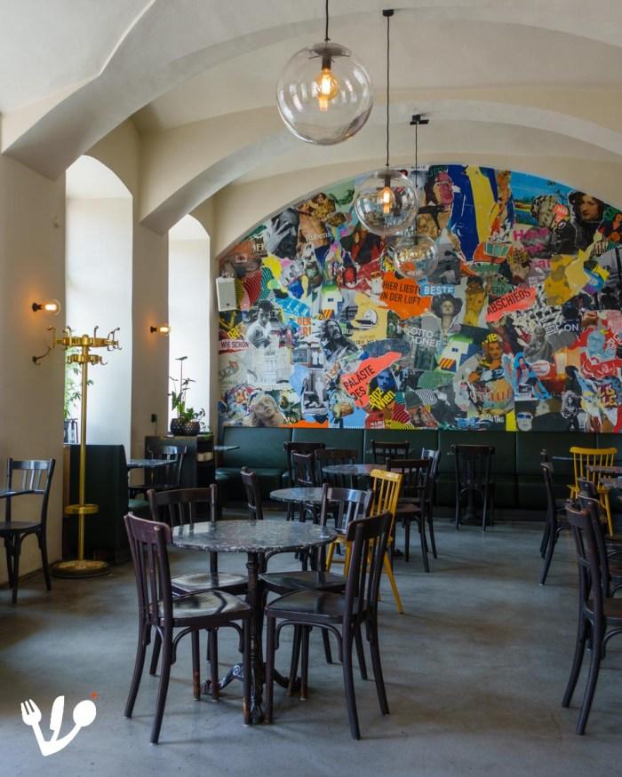 Café Drechsler coffeehouse Vienna