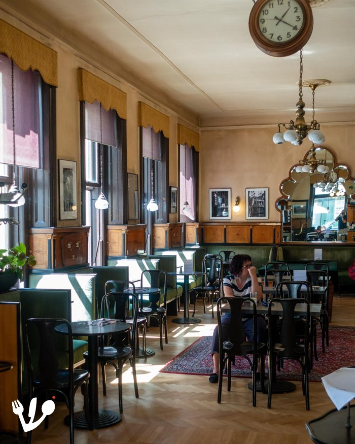 Café Goldegg coffeehouse Vienna