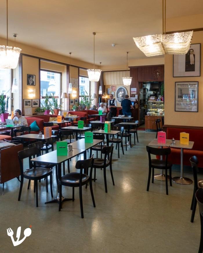 Café Korb coffeehouse Vienna