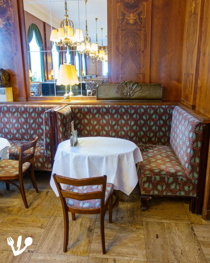 Café Landtmann coffeehouse Vienna