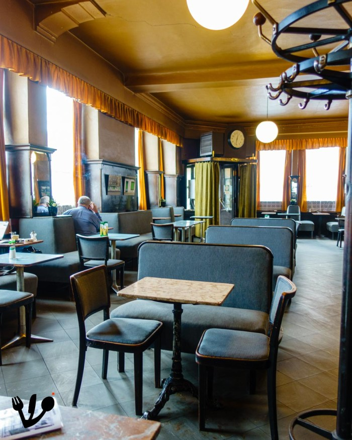 Café Weidinger, Lerchenfelder Gürtel 1 (1160 Wien)