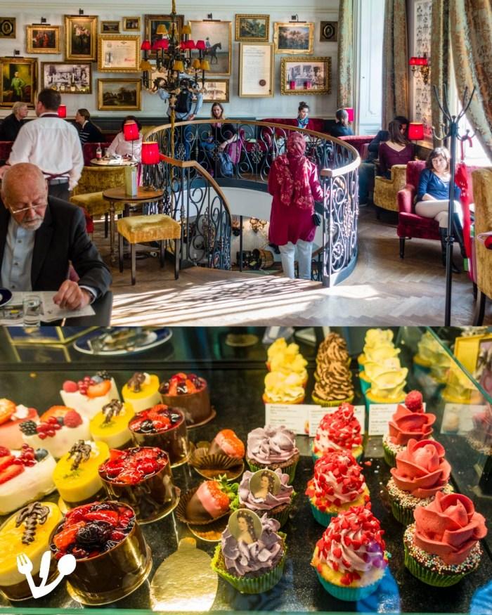 Konditorei Gerstner pastry shop Vienna