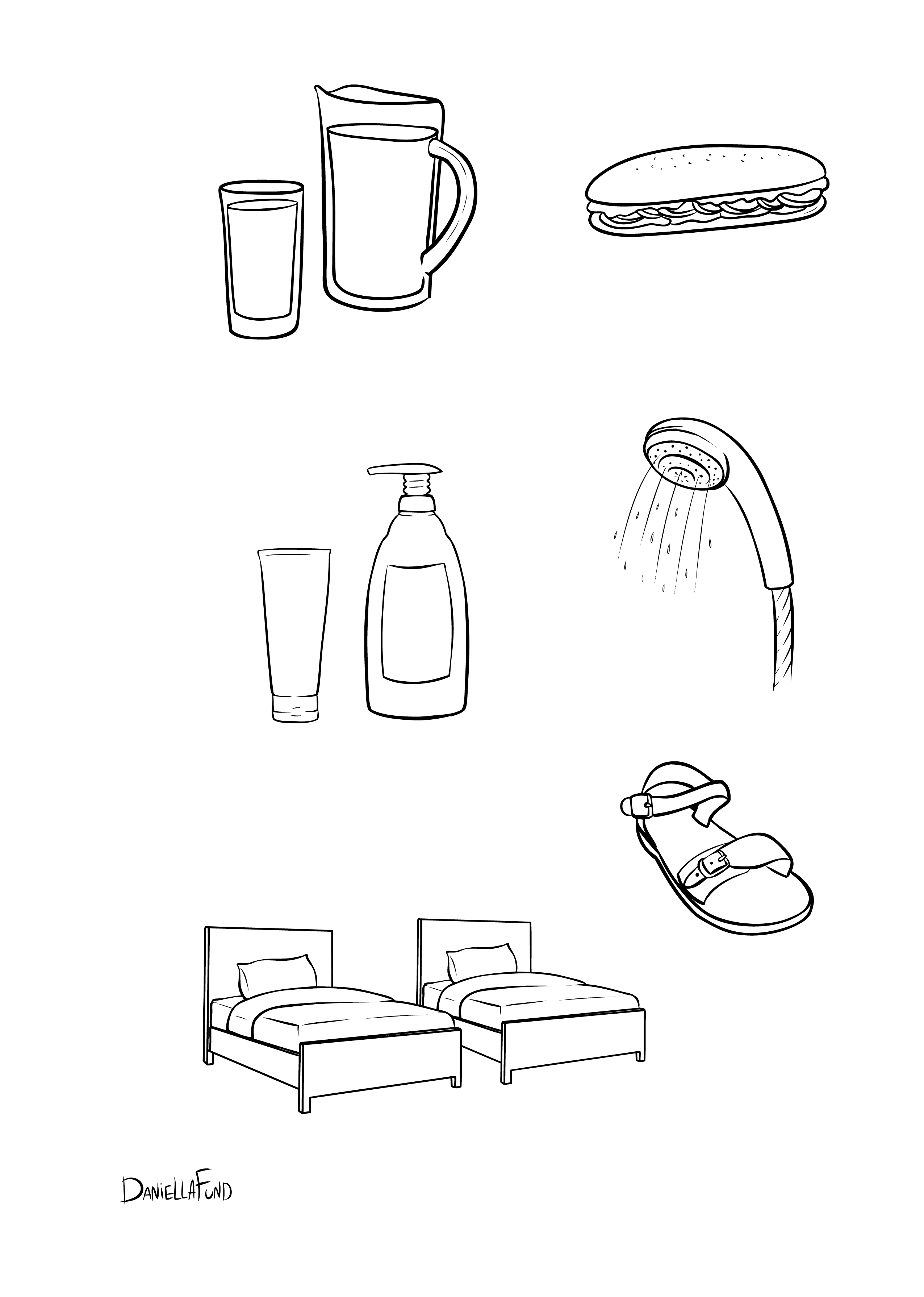 Coloring Pages Holidays