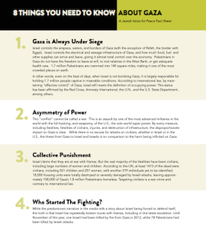 8 things you need to know about gaza