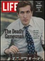 Bobby Fischer, before he went totally nuts