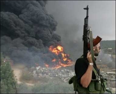 Hezbollah Doesn't Play Nice