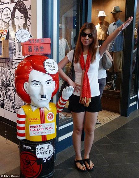 Hitler in Thailand