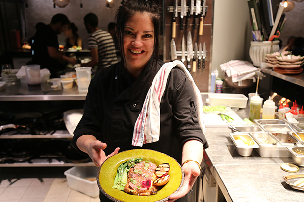 Chef Rima Olvera