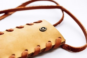 leather cover
