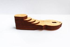 wooden case for jew's harp Phantom mini
