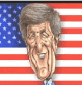 Kerry cartoon