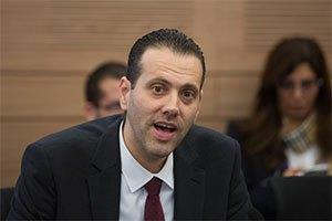 Slack Jawed Likud MK Miki Zohar
