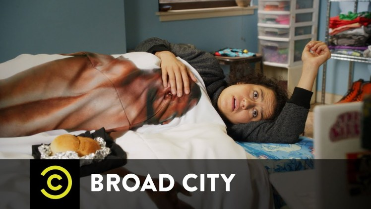 Broad City's take on Yom Kippur