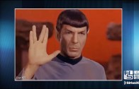 """George Takei explains that the Star Trek sign """"salutes"""" Jewish Roots"""