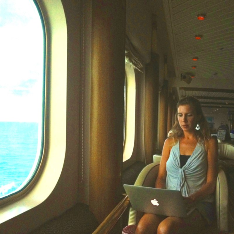 A 13 Day Workation on the Atlantic with Nomad Cruise