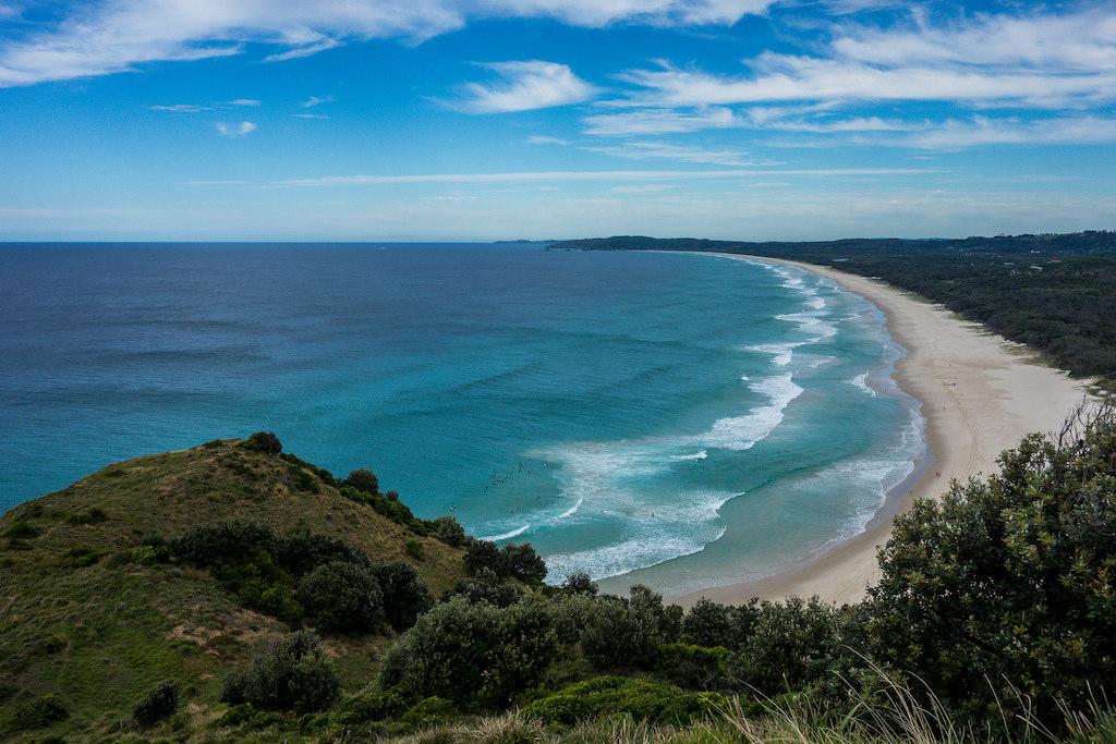 Slow Travel Stop 3: Byron Bay, NSW, Australia