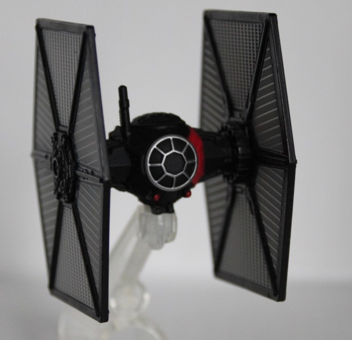 Tie Fighter by Jez Braithwaite