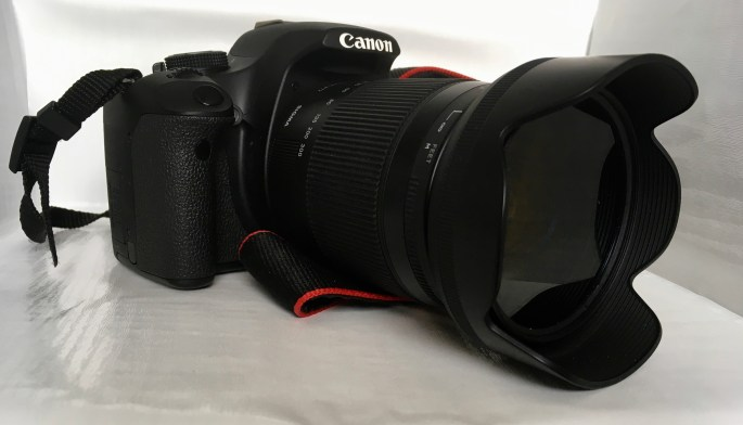 Canon Rebel T1i by Jez Braithwaite
