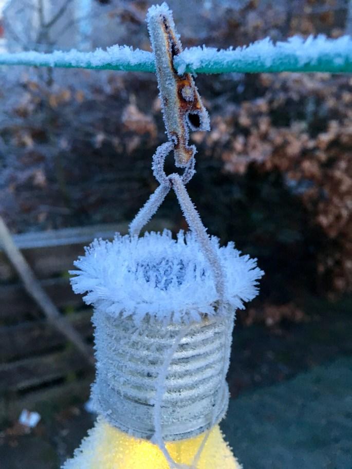 Ice crystals by Jez Braithwaite