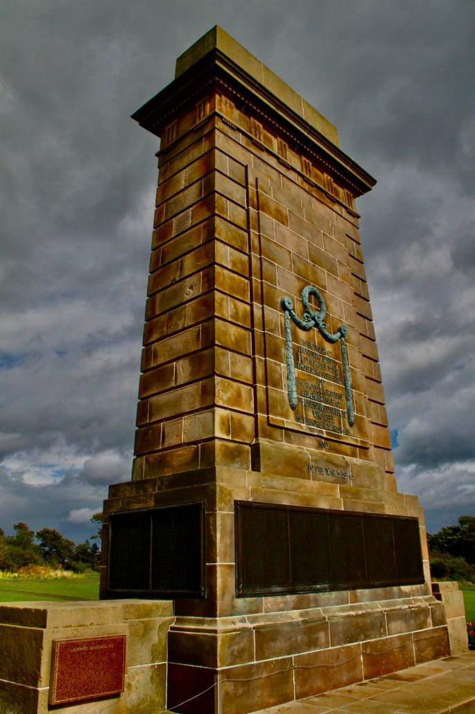 Arbroath War Memorial by Jez Braithwaite