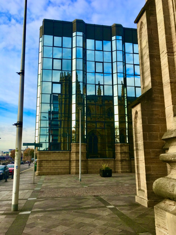 City Reflections by Jez Braithwaite
