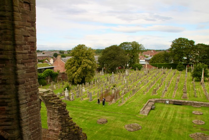 Arbroath Abbey Cemetery