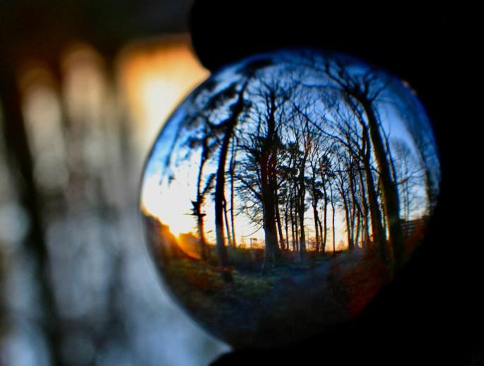 Lensball silent sunday