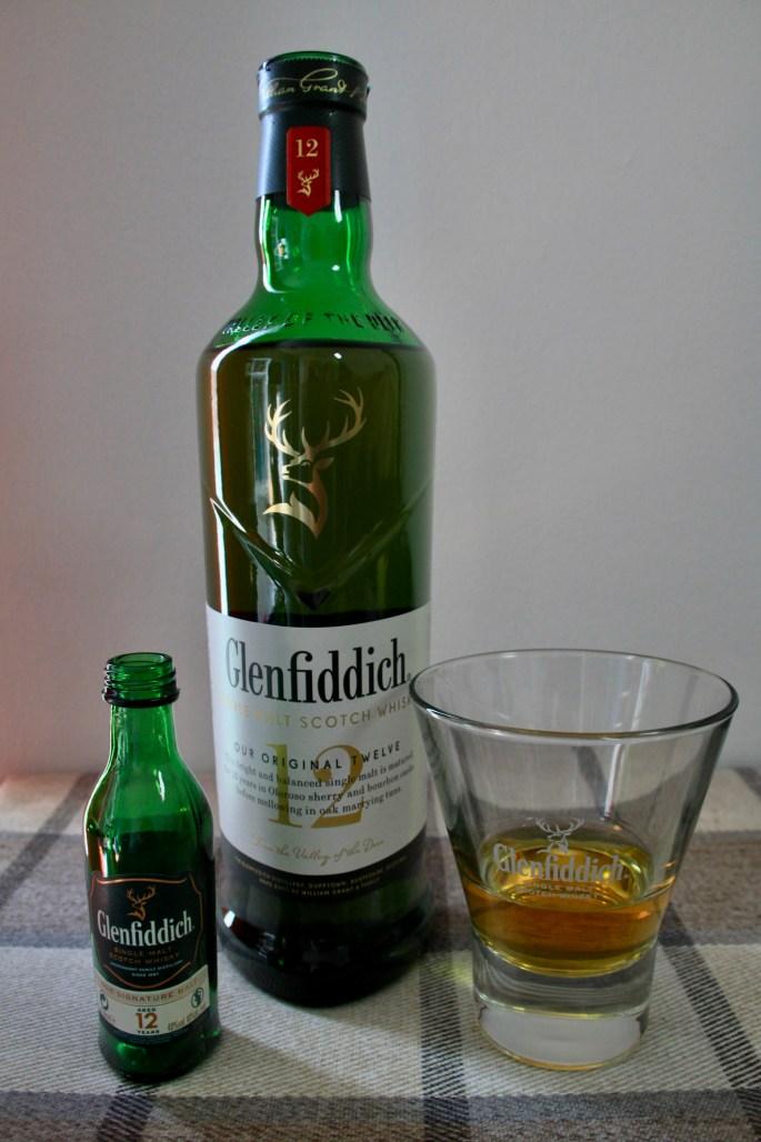 Glenfiddich 12 year old single malt