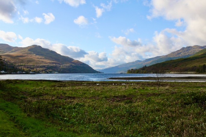 Loch Long & Arrochar