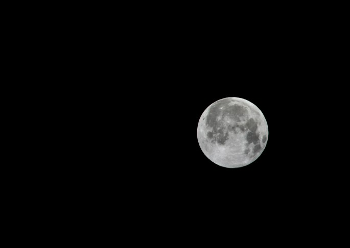 Sweet spot full moon