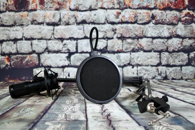 Neewer microphone rig