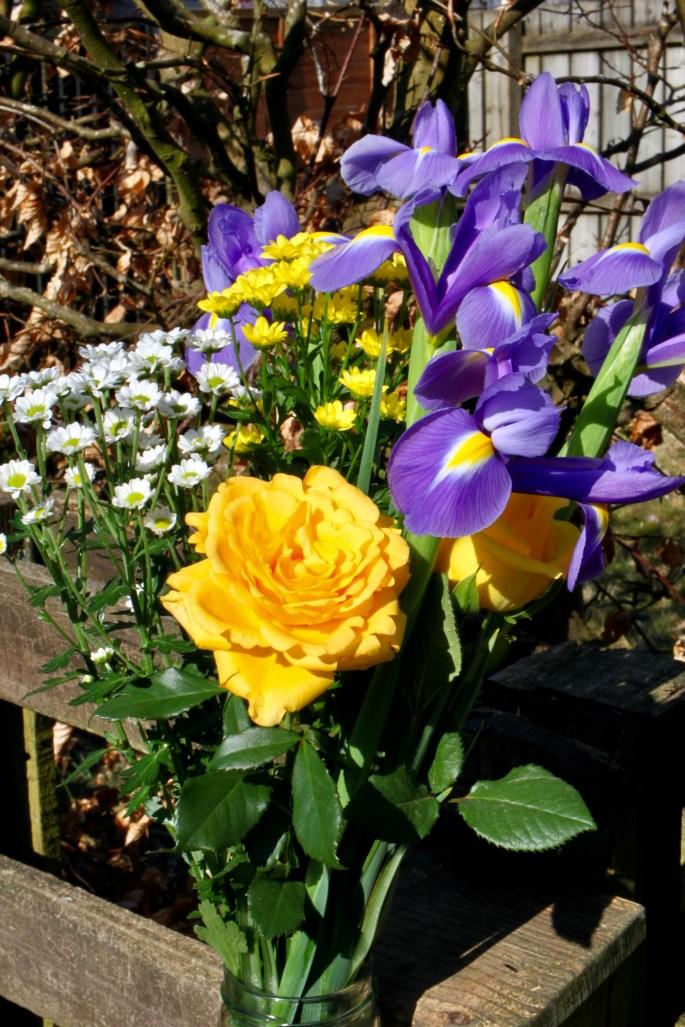 Spring posy