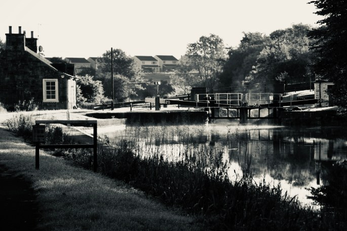 Lock 20, Forth & Clyde Canal