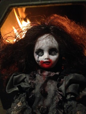Jezebeth Demon Doll Two