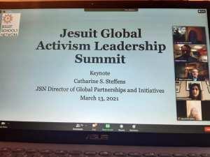 160850619 2116003081870153 88223068148308699 n 300x225 Jesuit Global Activism Leadership Summit
