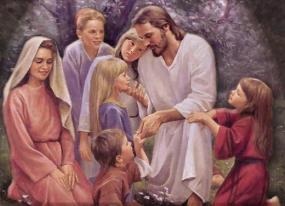 Znalezione obrazy dla zapytania dzieci jezus