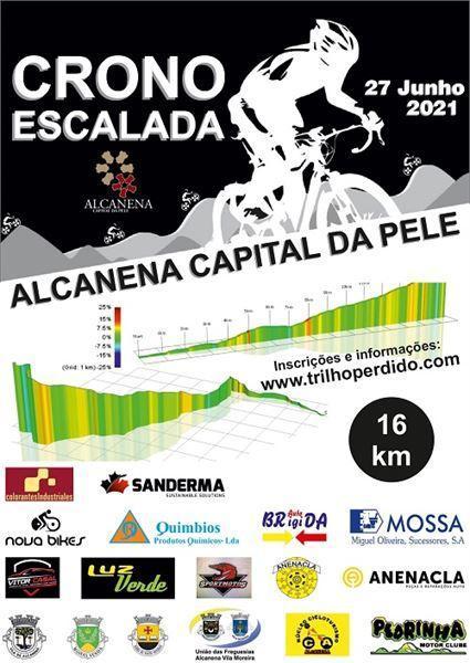 CRONO-ESCALADA ALCANENA CAPITAL DA PELE 2021