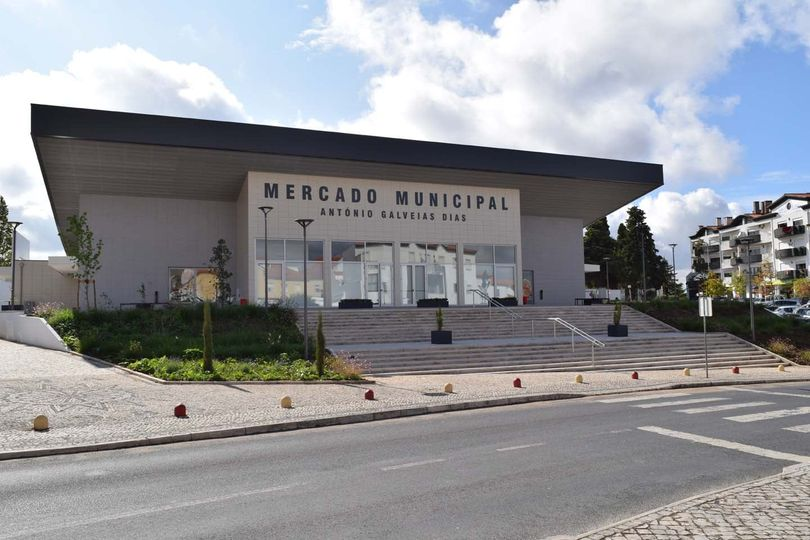 Mercado Municipal Alcanena