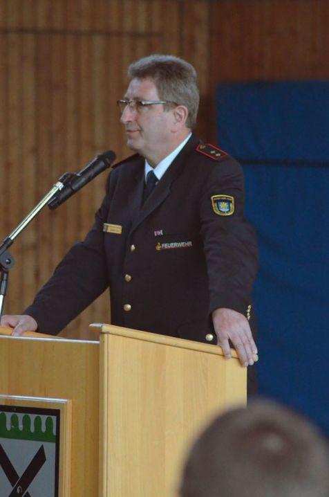 Verbandsvorsitzender Günther Laur