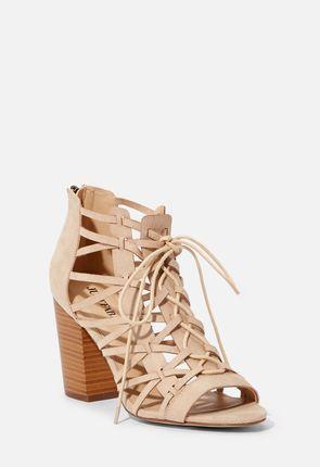 Jalisah Heeled Sandal