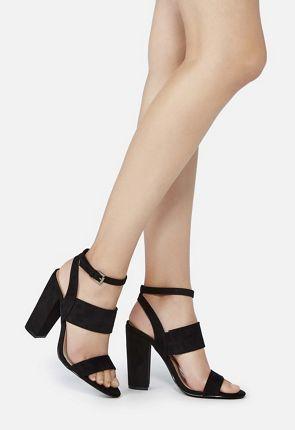 Perenna Heeled Sandal