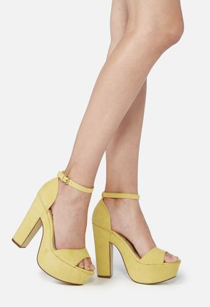 Lawren Heeled Sandal