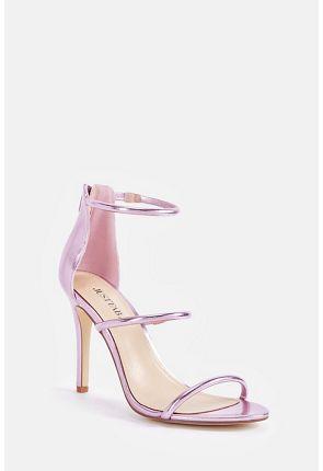 Ellory Dressy Heeled Sandal