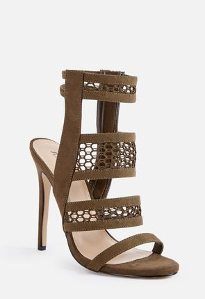 Lonne Dressy Heeled Sandal