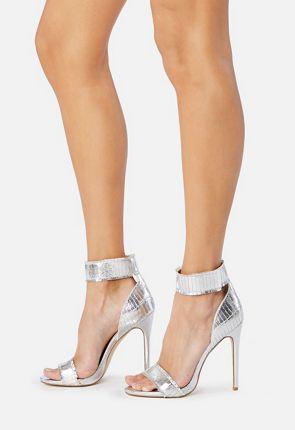 Sehra Dressy Heeled Sandal