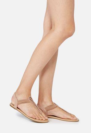 Lille Flat Sandal