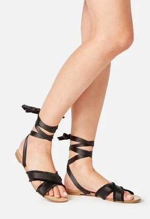 Laneya Soft Tie Sandal