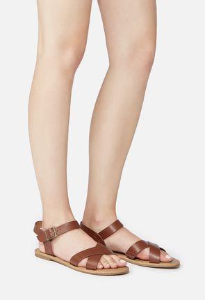 Vitalia Flat Sandal