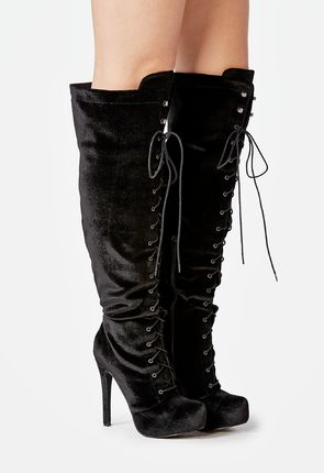 Dashiella Heeled Boot